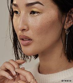 Nicole Warne Shares Her Korean-Aussie Beauty Secrets via @ByrdieBeauty