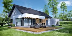 Projekt domu HomeKONCEPT-44 | HomeKONCEPT