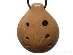 Clay ocarina
