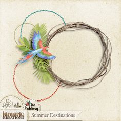 kimeric kreations: The last Summer Destinations cluster tonight :)