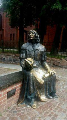 Mikołaj Kopernik, Olsztyn, Polska.