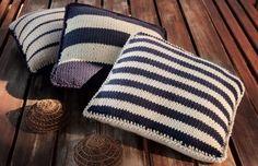 De fil en aiguilles crochet fourche tricotin... on Pinterest  Cross ...