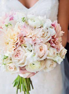 common wedding flowers large   Flowers Would You Like for Wedding Bouquet   Bridal Custom Wedding ... #weddingflowers #weddingbouquets