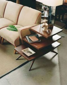 Stunning Vintage Mid Century Furniture Design Ideas To Add To Your Home - Mid Century Modern Living Room, Mid Century Modern Decor, Mid Century Modern Furniture, Living Room Modern, Contemporary Furniture, Mid Century Modern Chandelier, Living Rooms, Small Living, Apartment Living