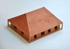 ceramist Lene Roehrig / architects Leth & Gori