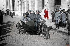 Preparativos para o embarque das tropas portuguesas que viriam combater na Primeira Guerra Mundial. Publico.pt