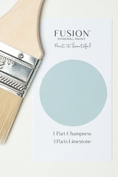 It's simple to mix Fusion Mineral Paint to create your own custom paint colours. This little recipe card shows you how. There are 32 recipes to choose from! You can see all the custom blend recipes on my website. Chalk Paint Projects, Chalk Paint Furniture, Paint Ideas, Refurbishing Furniture, Furniture Projects, Diy Furniture, Furniture Design, Color Blending, Color Mixing