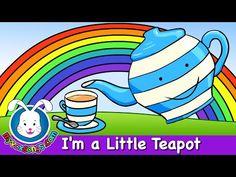 Five Little Ducks - Nursery Rhymes by MyVoxSongs - YouTube