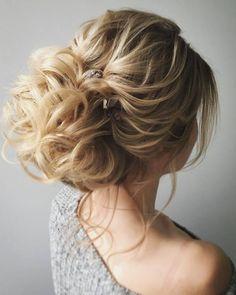 Lena Bogucharskaya Wedding Updo Hairstyles