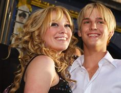 The beauty and the love that they had… | Aaron Carter Is Trying To Win Hilary Duff Back