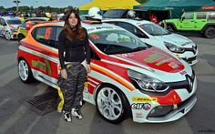 Clio Cup / Alba Cano / Esp / Monlau Competition Clio Cup, Clio Sport, Women Drivers, France, Barcelona, Race Cars, Competition, Racing, Female