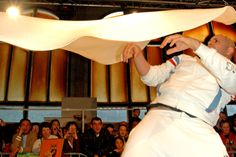 Chef Pasqualino Barbasso is in town to perform amazing acrobatic shows - catch a sneak peek here!     http://www.youtube.com/watch?v=IhAXe4fAiUs=UUyIfwH6rAesjSdsp9S1PMcA=0=plcp