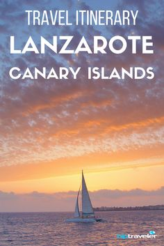 10 of the best things to do, see, eat and drink when visiting Lanzarote in the Canary Islands. A 4-day guide to the island. | Blog by HipTraveler: Bookable Travel Stories from the World's Top Travelers