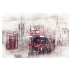 City-art London Westminster Collage II by Melanie Viola ❤ liked on Polyvore featuring home, home decor, wall art, photo wall art, photo collage wall art, collage wall art and london wall art
