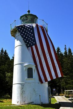 Maine Lighthouses and Beyond: Little River Lighthouse Open House - August 2013.  To enjoy my blog on lighthouses, flowers, and wildlife, tap on the photo.