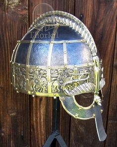 Reconstruction of Vendel 1 helmet – 2nd half of VIIth century