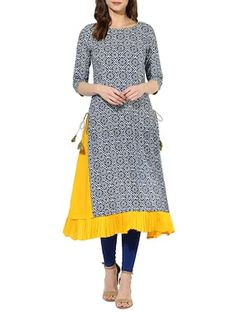 Check out what I found on the LimeRoad Shopping App! You'll love the blue cotton indigo kurta. See it here http://www.limeroad.com/products/14046521?utm_source=6c79537446&utm_medium=android