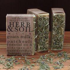 Herb & Soil Organic Goats Milk Bar