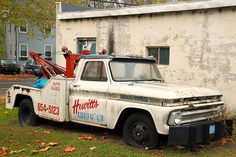 Chevy Tow Truck www.TravisBarlow.com Towing #insurance and auto transport insurance for over 30 years.
