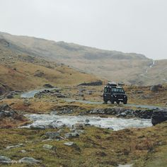 Hardknott Pass, Lake District, England, road trip - Map of Joy travel world