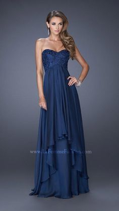 La Femme 19925 | La Femme Fashion 2014 - La Femme Prom Dresses - Dancing with the Stars
