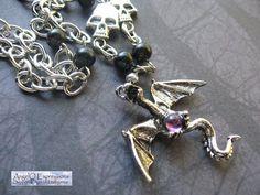 Daenerys Jewel of the House Targaryen Khaleesi Necklace by AngelQ, $19.95