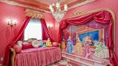 15 Disney Inspired Rooms That Will