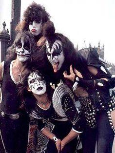 KISS mi banda Favorita !