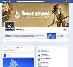 #Besenzoni, l'azienda italiana di progettazione e produzione di #accessori per la #nautica, che unisce alla cura particolare per il #design e l'estetica un attento lavoro di ricerca e sviluppo.