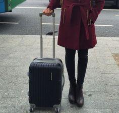 Ser feliz é viajar só com mala de bordo! Veja como!!
