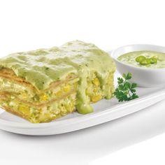 Pastel Azteca de pollo, una receta muy tradicional