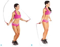 Jump In: Melt Fat Fast With Jump Rope Circuit Training