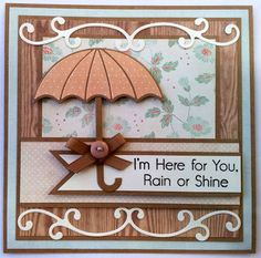 Made using MFT Stamps & Dies.    For more info please see my blog - http://kittyskrafty.blogspot.co.uk/2013/02/umbrella-cards.html