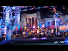 American Ninja Warrior 2014 Kacy Catanzaro - fit bitch!  Fangirling so hard!