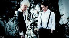 Shinhwa The Classic 2013 : Eric Mun, Jun Jin