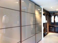 One Sliding Wardrobe System