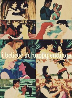 i believe in happy endings