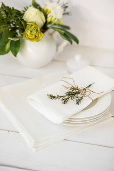 White linen napkins white napkin cloths hemstitch napkins