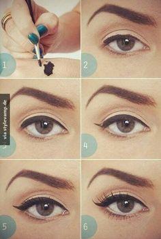 Perfect Eyeliner Retro