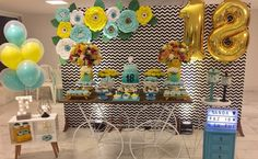 18th Birthday Party, Frozen Party, Birthday Decorations, Holiday Decor, Diy, Biscuit, Design Ideas, Google, Youtube