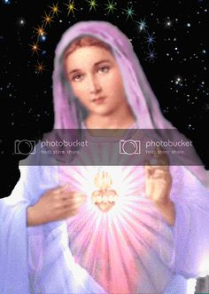 T Shirts For Women, Religious Pictures, Amor, Blessed Virgin Mary, Hearts