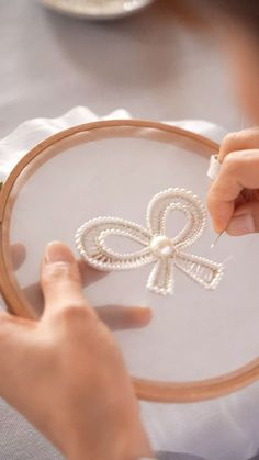 Go behind the scenes to the making of the most coveted and stunning ivory wedding high heels. Ladies rave about the handmade beading details and 12-hour comfort of these wedding shoes. Wedding High Heels, Ivory Wedding, Hot Shoes, Beads, Womens Fashion, Gold, Handmade, Beadwork, Beautiful