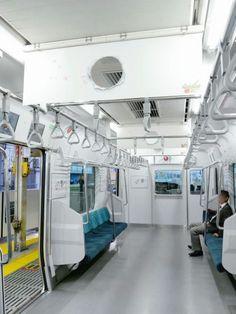 mixi・モンスターストライク|JR山手線 ADトレイン+車体広告 2015.4