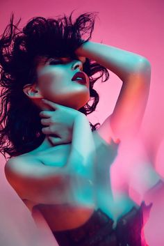 Jake Hicks Photography - Editorial and fashion photographer based in London UK, specialising in keeping the skill in the camera not just on the screen. Colour Gel Photography, Photography Women, Light Photography, Beauty Photography, Creative Photography, Editorial Photography, Portrait Photography, Fashion Photography, Foto Fashion