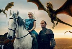 The Game of Thrones Cast Photographed by Annie Leibovitz | Vanity Fair