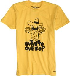 TODDLAND QUANTO QUESO SS TEE > Mens > Clothing > Tees Short Sleeve | Swell.com