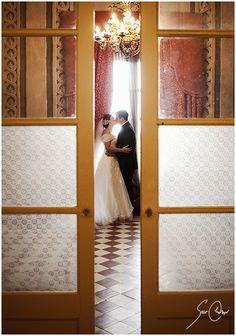 Wedding in a castle in Barcelona