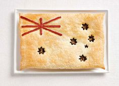 12 Tasty National Flags Made out of Food | Bored Panda