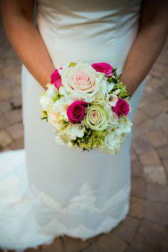 Real Weddings: Carrie & Matthew's Elegant B Wedding in North Carolina