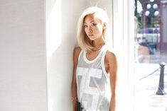 Hair Silver Asian Platinum Blonde 68 Ideas For 2020 Blonde Asian, Asian Hair, Asians With Blonde Hair, Silver Hair, Silver Blonde, New Hair Colors, Platinum Blonde, Great Hair, Pretty Hairstyles